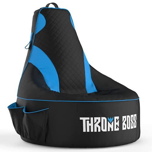 Throne Boss – Gaming Bean Bag Chair for Adults