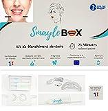 Kit Blanchiment Dentaire Professionnel à domicile | Peroxyde -0.1% pour des dents...