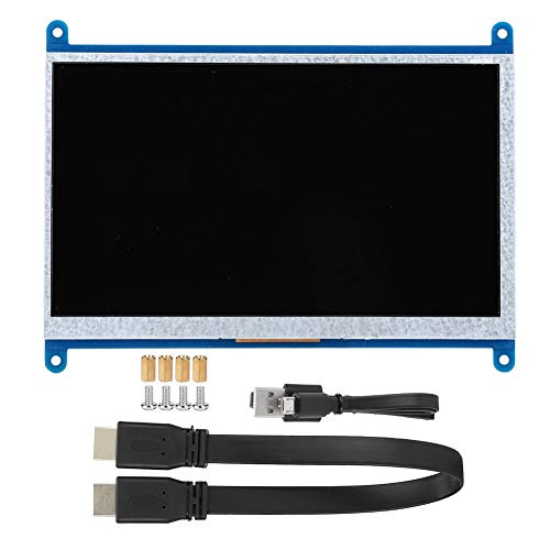 Display Screen, Durable Hdmi Input HD Display Screen, for Raspberry Pi Windows
