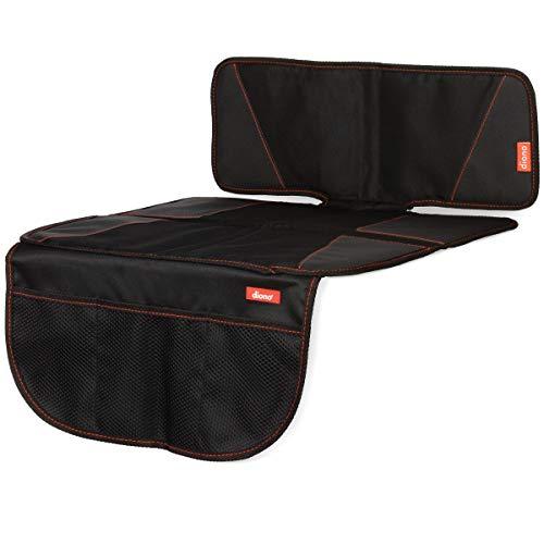 Diono Super Mat Car Seat Protector, Black