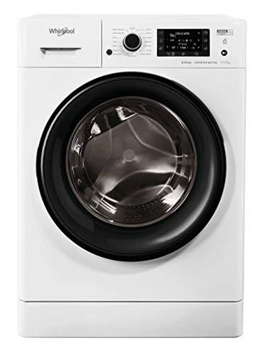 Whirlpool FWDD117168WUKN Freestanding Washer Dryer, 11/7kg, 1600 rpm, Wh