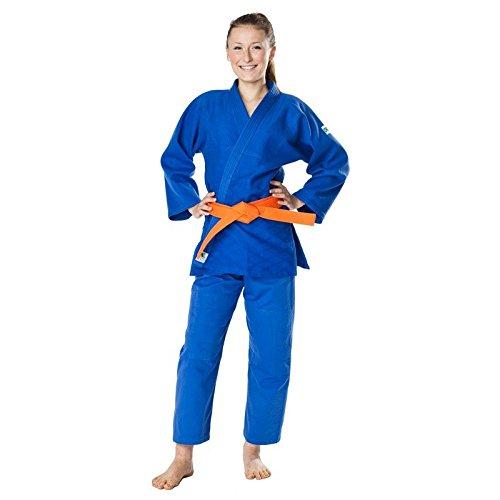 Judoanzug blau von DAX für Kinder und Jugendliche Judo Gi