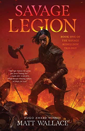 Savage Legion (Savage Rebellion Book 1)