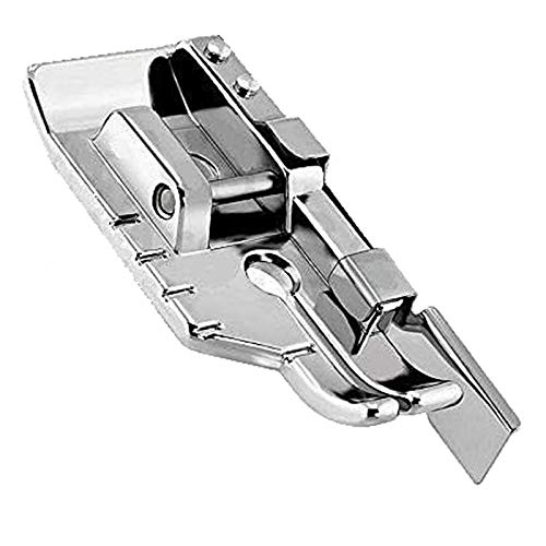 Find Bargain TFBOY 1/4''(Quarter inch) Quilting Patchwork Sewing Machine Presser Foot with Edge Guid...