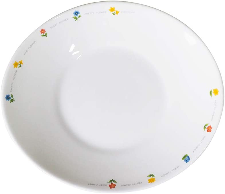 The Cheap mail order Low price shopping Tableware Fiore Opal Tempered Glass Dinnerware Set of Ova 4