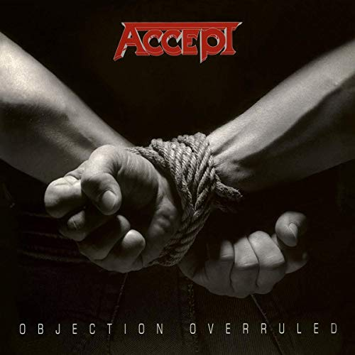 Objection Overruled [Limited Silver & Black Swirl Colored Vinyl]