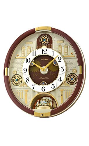 Seiko Melodies in Motion Wall Decor Clock