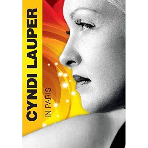 DVD Cyndi Lauper In Paris