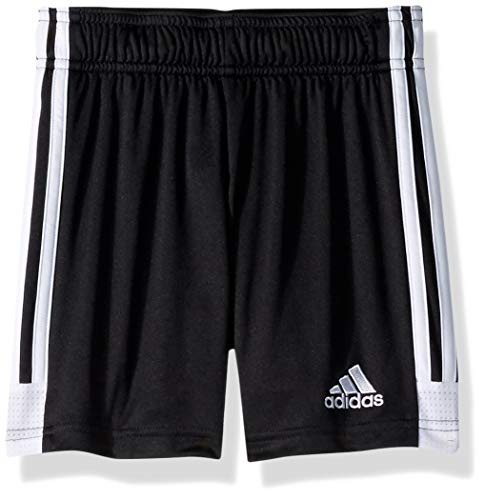 adidas unisex-child Tastigo 19 Short Black/White,Large