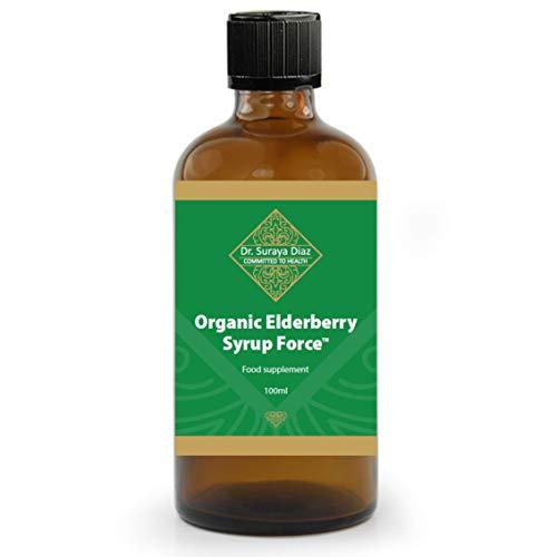 Organic Elderberry Syrup ForceTM