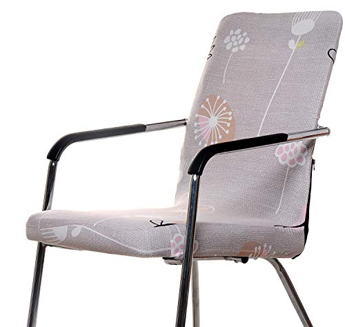 XNN Computer Office Chair Cover - Protective & Stretchable Chair Covers Stretch Chair Slipcover (G)
