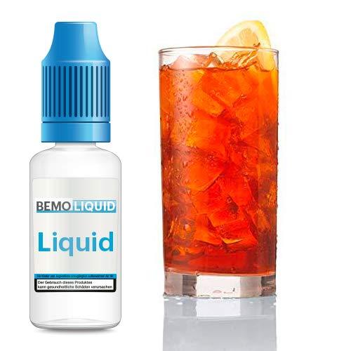 ORIGINAL BEMO LIQUID - Bestes deutsches eLiquid - Riesige Auswahl für Deine e-Zigarette (Eistee)
