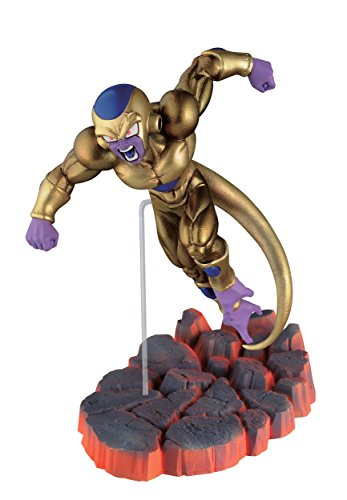 Banpresto Dragon Ball Z 3.1-Inch Golden Frieza Figure, Volume 2 image