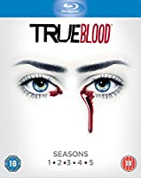 True Blood: Season 1-5 [Blu-ray] [Import]