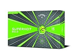 Callaway Superhot Bold Golf Ball