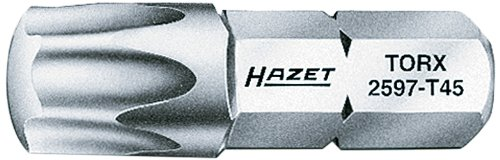 Preisvergleich Produktbild Hazet Torx-Schraubendreher-Einsatz (Bit) 2597-T45