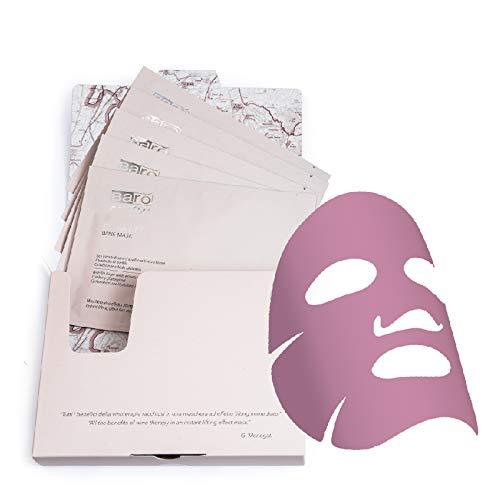 BARO' COSMETICS - Cofanetto 5 Wine Mask 18ml