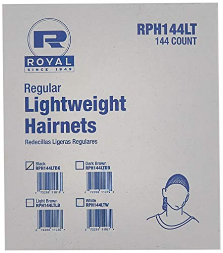 Cap White, Pack of 200 Disposable and Latex Free Royal 24 White O.R Package of 100