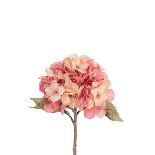 OGM Zijde hortensia kunstbloemen grote nep bloemen hortensia DIY decor krans