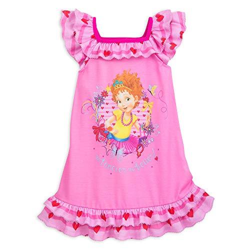 Disney Fancy Nancy Nightshirt for Girls Size 3 Multi