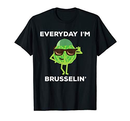 Vegetarier lecker Rosenkohl - Veganer Fleischfrei Obst T-Shirt