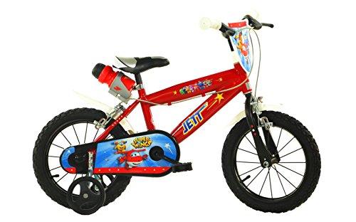 dino 414U-Sw - Bicicletta Super Wings
