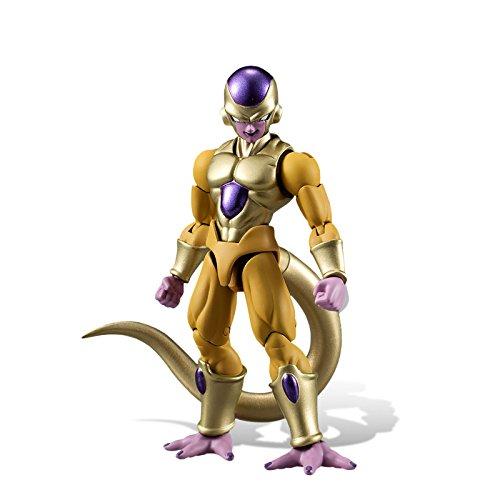 Dragon Ball Z Shodo Golden Freeza Action figure standard