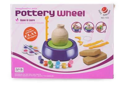 Pottery Wheel, Pottery Studio, Craft Kit, Artist Studio,...