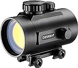 BARSKA Red Dot 50mm Riflescope , Black