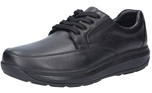 Joya Cruiser II 107-CAS-4323 Leather Mens Shoes - Black - 45