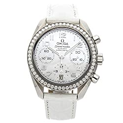 Omega Speedmaster Ladies Diameter Watch - best women's luxury watch for small wrist
