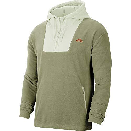 Nike SB Skate - Sudadera con capucha para hombre 222oli/Med M