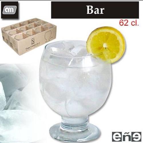 Eñe Copa para Gin Tonic de pie bajo, 62 cl