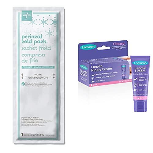 Medline MDS138055 Standard Perineal Cold Packs, 4.5