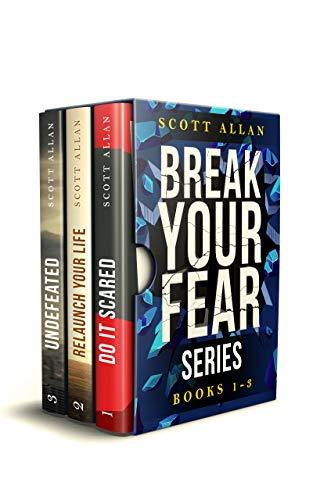 Break Your Fear Series: Books 1-3 (Break Your Fear Series Boxset Book 1) (English Edition)