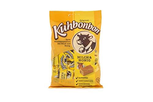 Kuhbonbon Bonbons au Caramel avec Lait/Miel 200 g