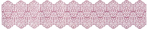 coximus 2 x Sweet lace-rosa