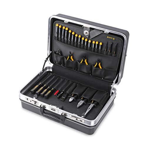 Bernstein Werkzeug GmbH 6900 Service-Koffer EPA mit 32 Werkzeugen