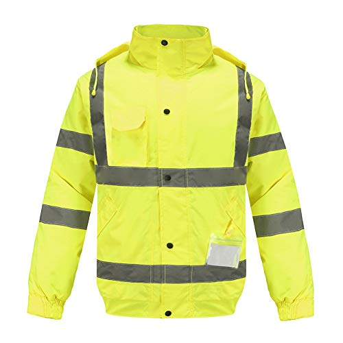 Impermeable Amarillo marca A-SAFETY
