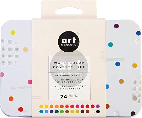 PRIMA MARKETING INC CONFETTI WATERCOLOR, 0