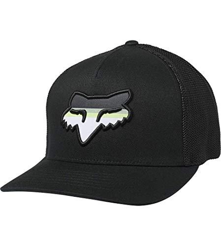 Fox Cappellino Head Strike Flexfit Berretto Baseball Mesh cap S/M (54-57 cm) - Nero