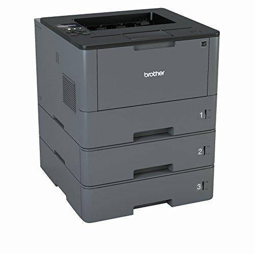 Brother HL-L5100DNTT A4 monochrom Laserdrucker (Drucken, 1.200 x 1.200 dpi, USB, Print AirBag für 200.000 Seiten, 40 Seiten/Min.)