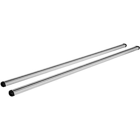 S NORDRIVE N15044 Yuro 108 cm Coppia Barre portatutto in Alluminio