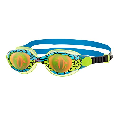 Zoggs Sea Demon Gafas de natación, Unisex-Youth