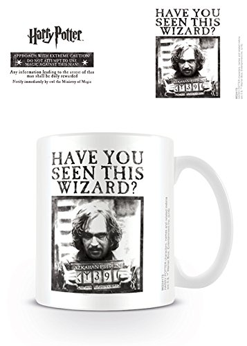 Harry Potter - Taza wanted sirius black