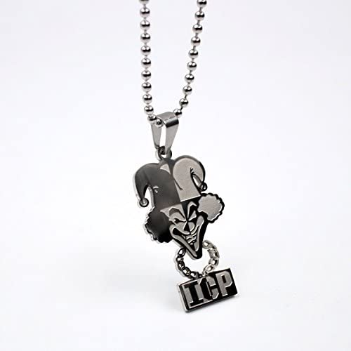 N N ICP Carnival of Carnage Twiztid ICP Psychopathic Records Stainless Steel Charms Necklace product image