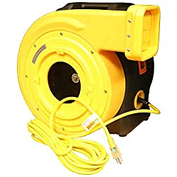 Zoom 2.0 HP Commercial Bounce House Blower