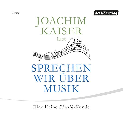 Sprechen wir über Musik audiobook cover art