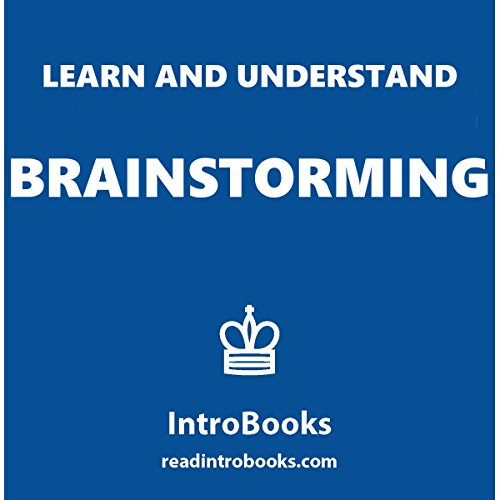 Learn and Understand Brainstorming audiobook cover art