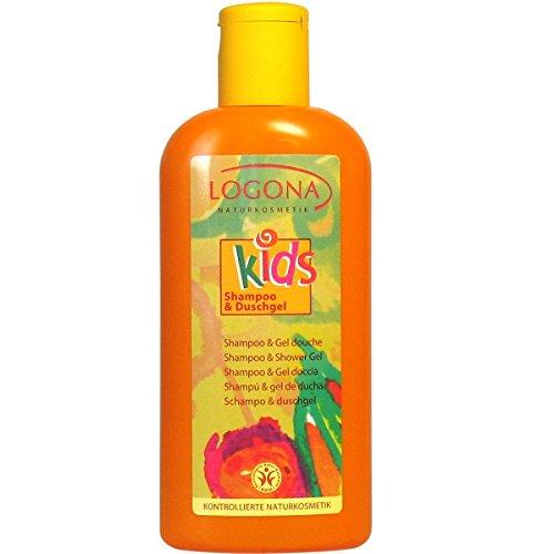 Logona - Shampoing Gel Douche Kids 200Ml 200Ml - Lot De 3 - Prix Du Lot - Livraison Rapide En France Métropolitaine Sous 3 Jours Ouverts